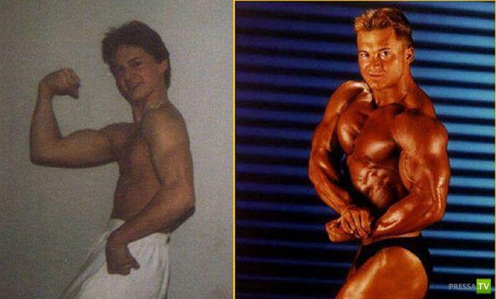 Подборка фото до и после (19 фото)