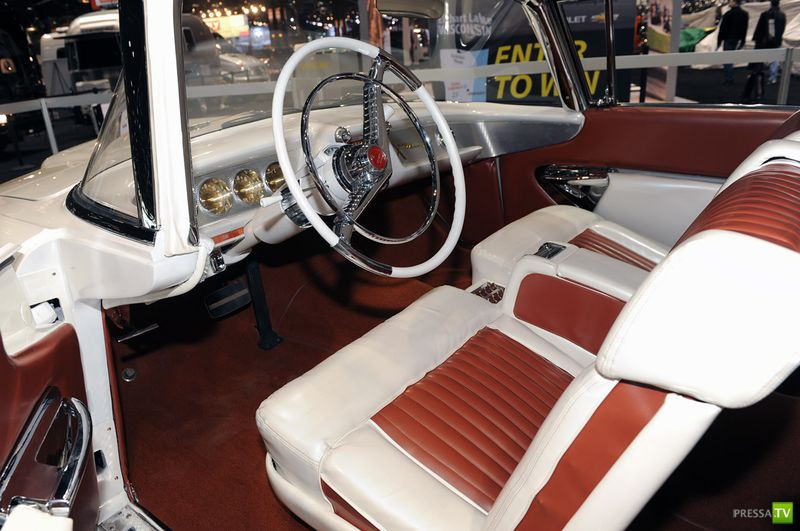 Mercury XM 800 Concept 1954 года