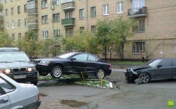 Приколы на дорогах (32 фото)