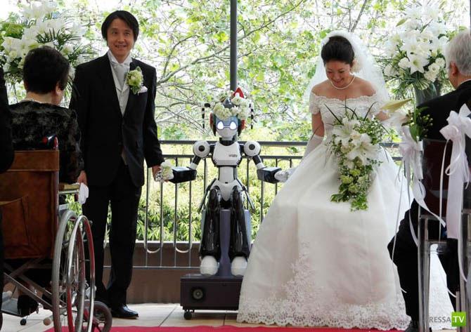 Стирая границу между роботом и человеком