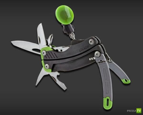 Интересный нож (5 фото)