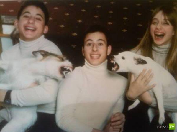 Фотографии с домашними питомцами для семейного альбома