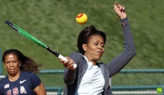 Смешные моменты из мира спорта (30 фото)