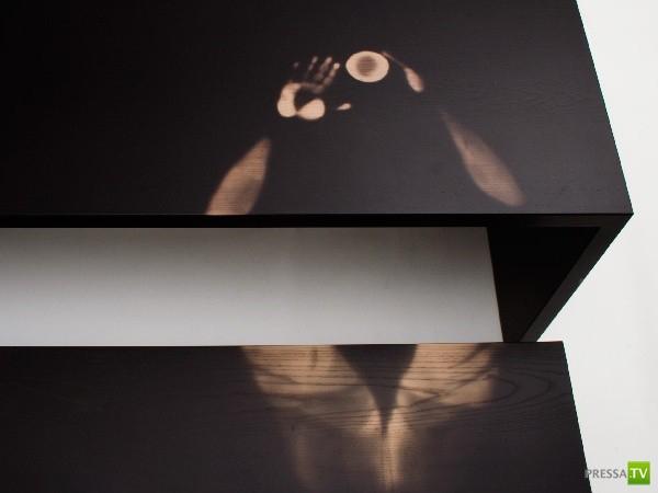 Термочувствительная мебель от Jay Watson. Задержитесь немного дольше