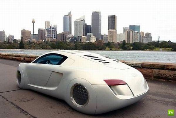 Необычные авто (26 фото)