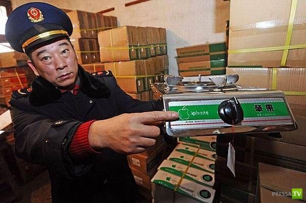 В Китае задержали партию новых iPhone ...