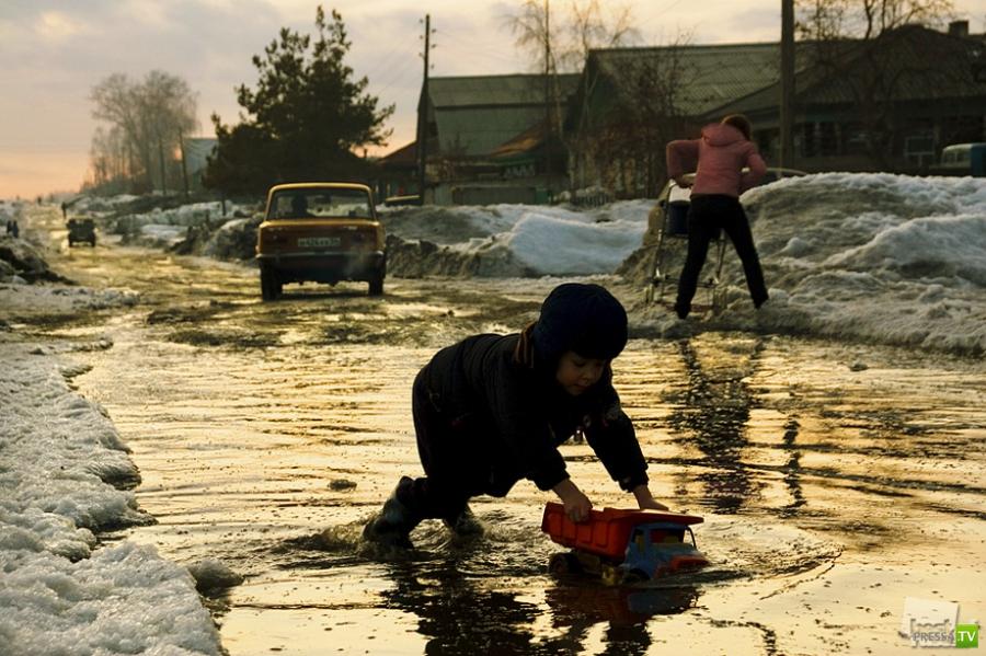 Россия в фотографиях (40 фото)