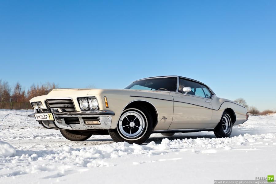 Buick Riviera 1971 года