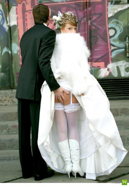 Новая мода бразильских невест