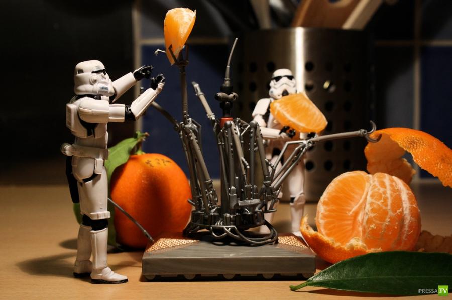 Смешные фрукты