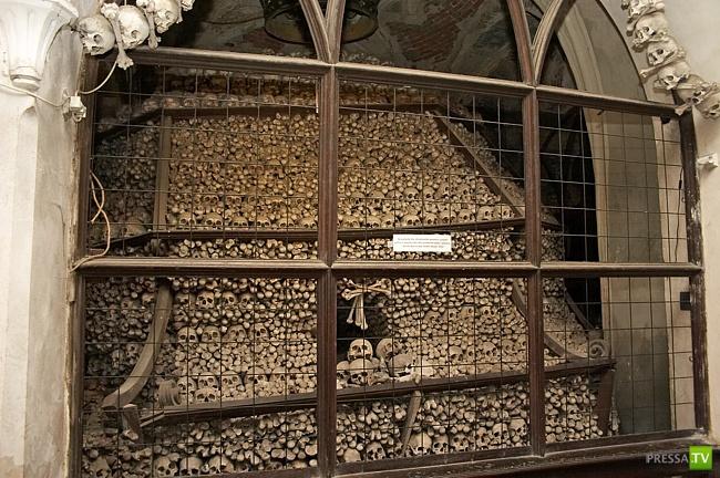 Церковь из костей
