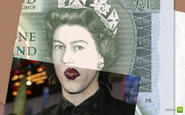 Смешные банкноты с портретами знаменитостей(13 фото)
