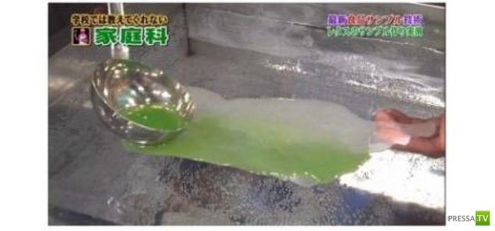 Китайская капуста... Приготовлена из яйца!!! (8 фото)
