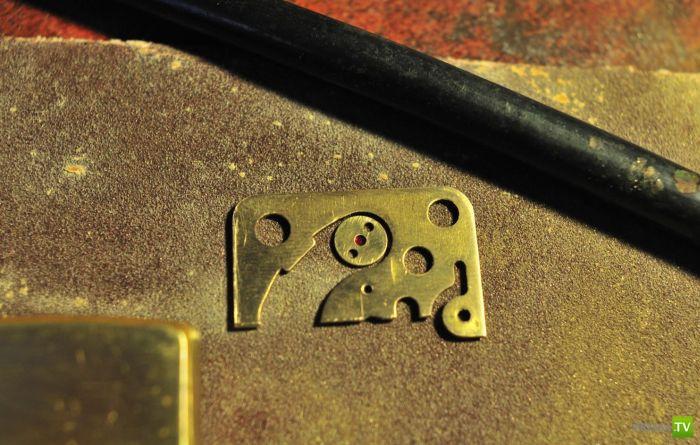 Интересный моддинг зажигалки Zippo (12 фото)