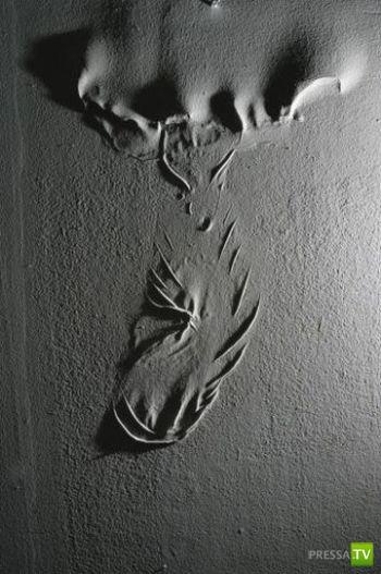 Явление Христа... Что это? Игра природы, нашего воображения или...? (42 фото)