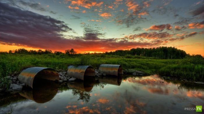 Прекрасные пейзажи (50 фото)