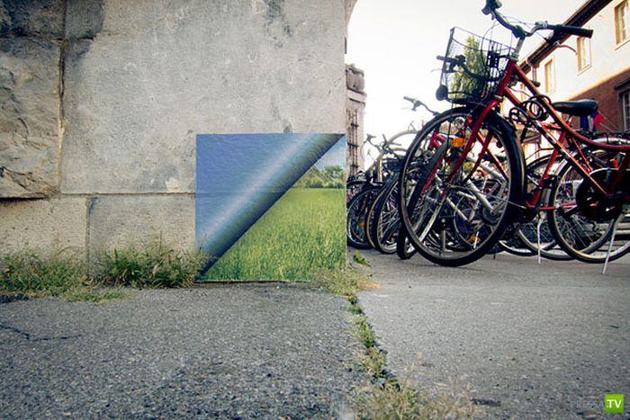 Удивительное уличное искусство (70 фото)