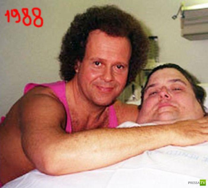Грустная история Майка Hebranko... до чего доводит лишний вес (15 фото)