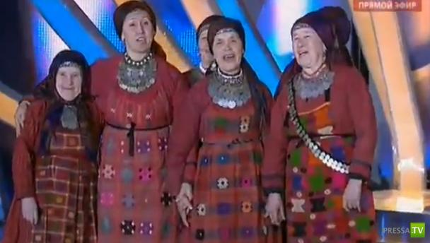 """""""Бурановские бабушки"""" едут на """"Евровидение-2012"""". Смотрим, слушаем, готовимся болеть!!! (фото + видео)"""