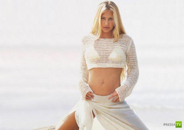 Известная теннисистка Анна Курникова (27 фото)