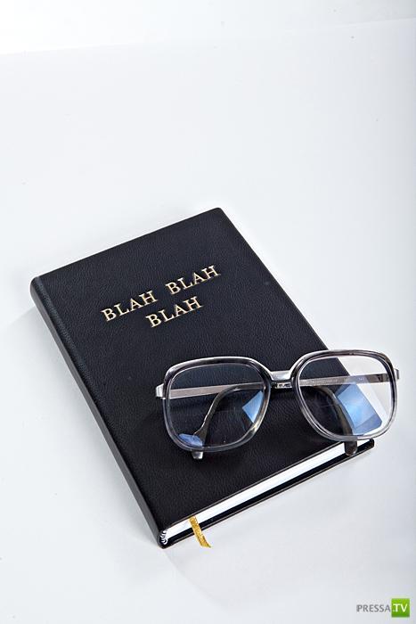 Самая интересная книга в мире (8 фото)