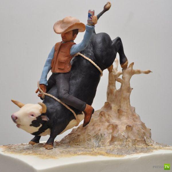 Невероятные торты Сильвии Вайншток (19 фото)