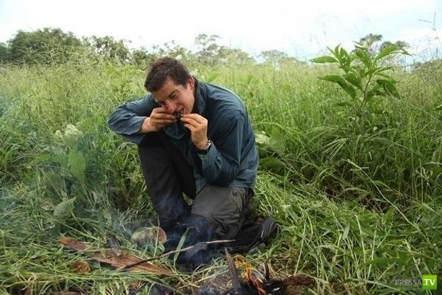 Беара Гриллса уволили из Discovery ... (13 фото)
