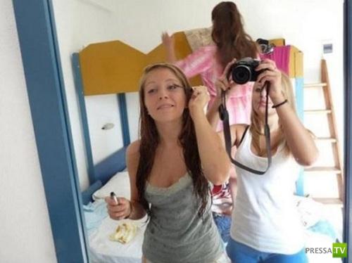 Фотографы - жестокие люди... (16 фото)