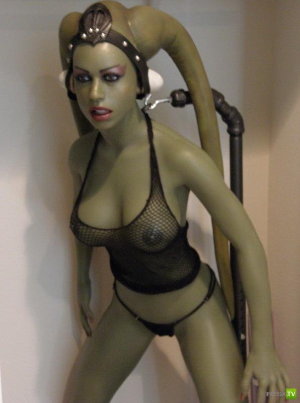 Новый шедевр резиновой секс-индустрии ... (5 фото)