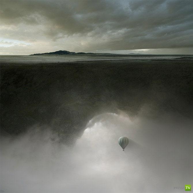Фантастический мир ... ( 25 фото)