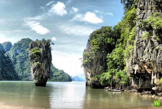 Самые фантастические места на Земле (11 фото)
