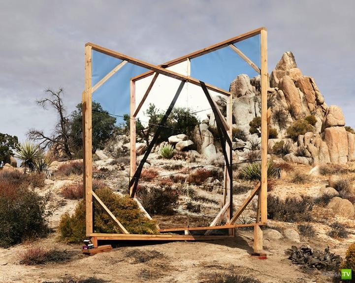 Неординарное восприятие мира. Творения Chris Engman (8 фото)