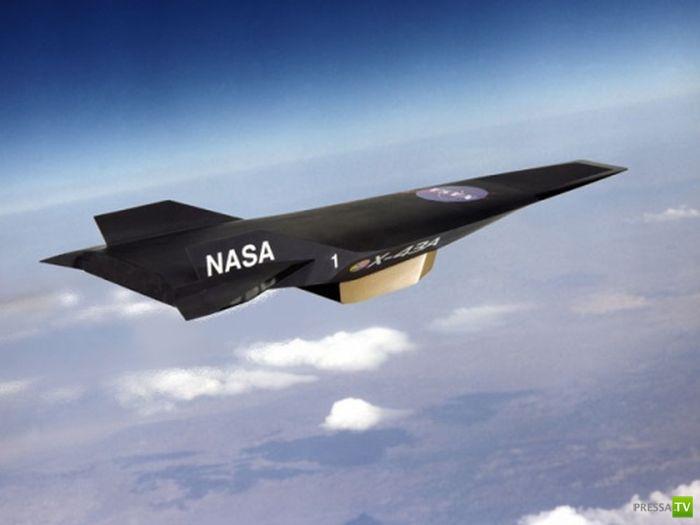 Концепция будущего от НАСА (29 фото)