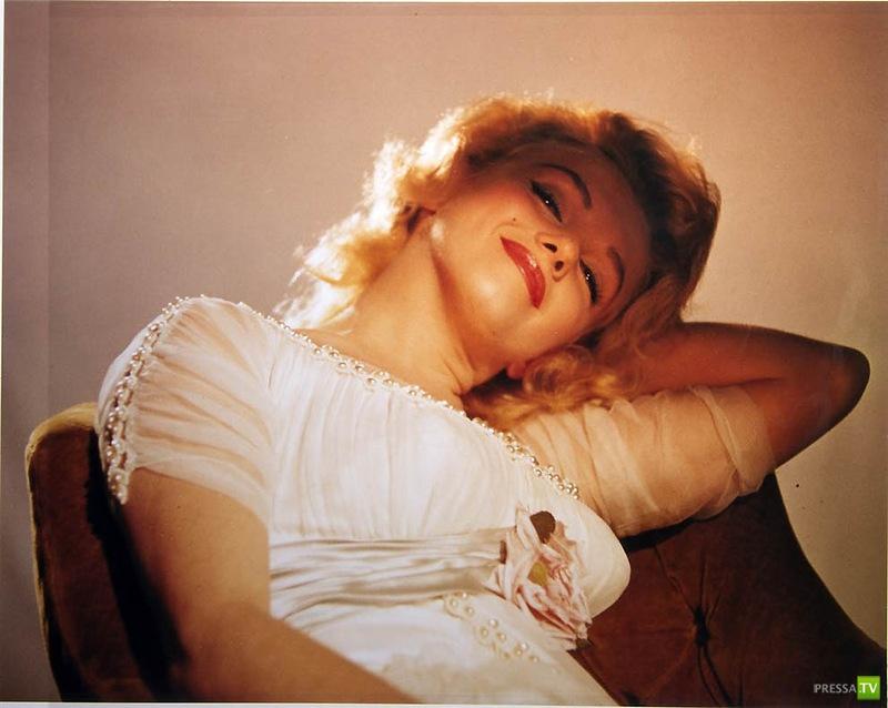 Неопубликованные фотографии Мэрилин Монро ... (22 фото)