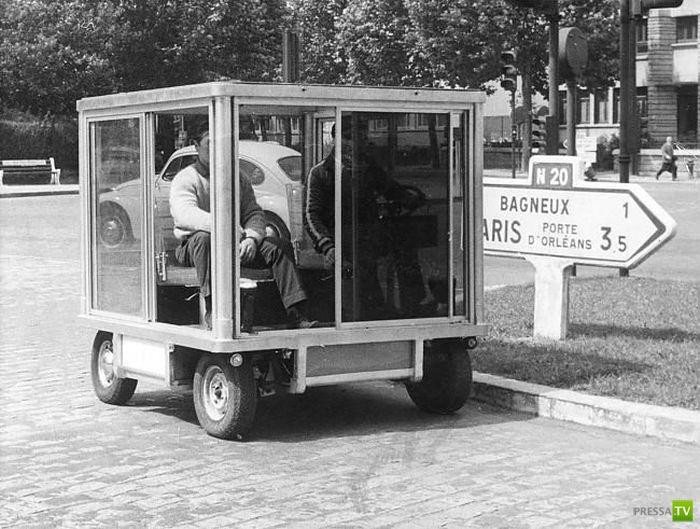 Старинные средства передвижения ... (11 фото)