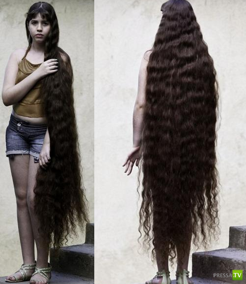 Волосы в обмен на ремонт...