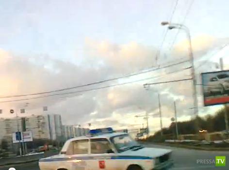 Авария на Варшавском шоссе с участием ППС