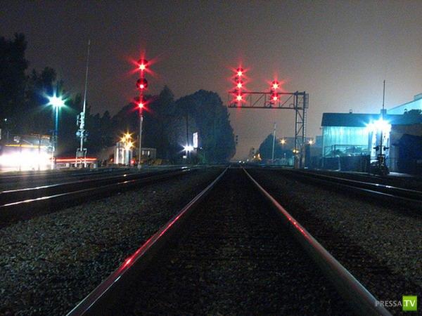 Почему светофор красный, желтый и зеленый ... (3 фото)
