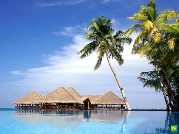 Самые опасные курорты мира ... (7 фото)