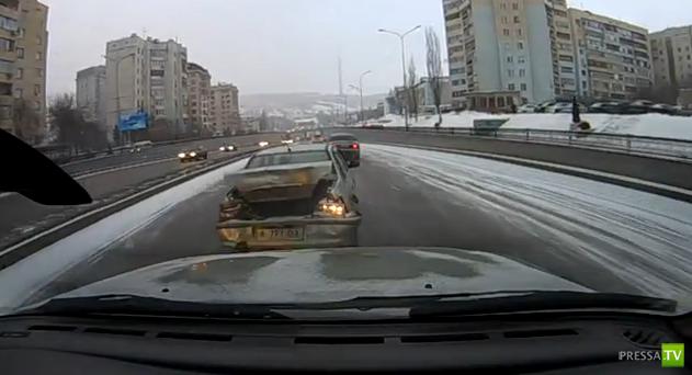 Подстава или разгильдяйство?... в Алматы