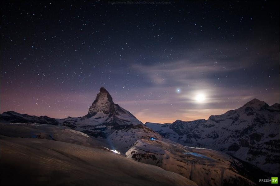 Красивейшие уголки нашей планеты (24 фото)