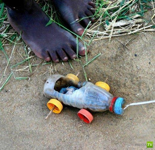 Такое возможно только в Африке ... (21 фото)