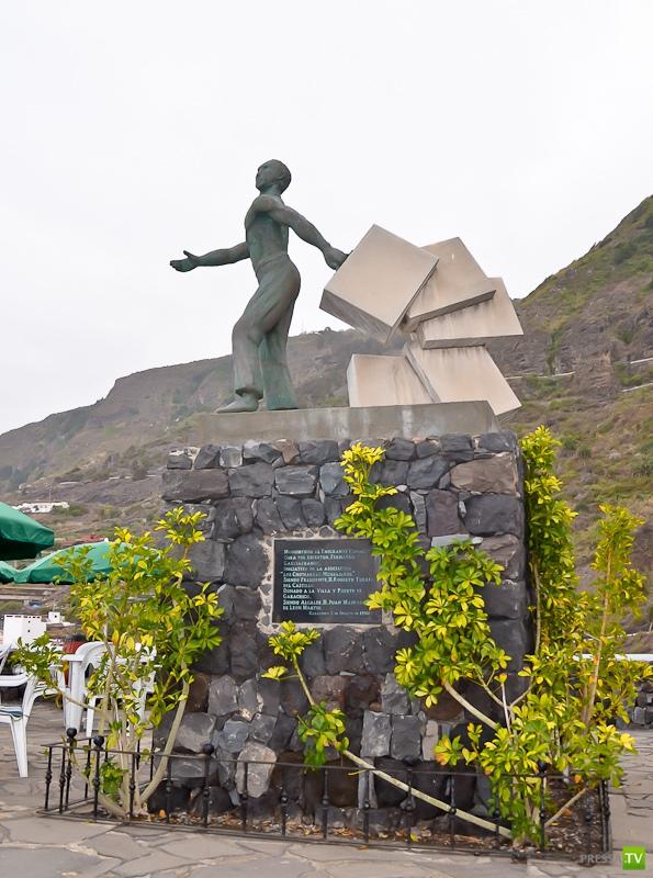 Тенерифе: микс с северо-востока (33 фото)