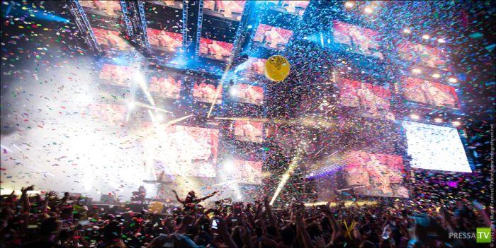 Ultra Music Festival 2012 в Маями (60 фото)