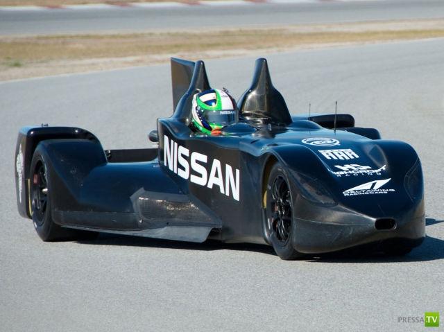 Delta Wing - гоночный автомобиль (25 фото)