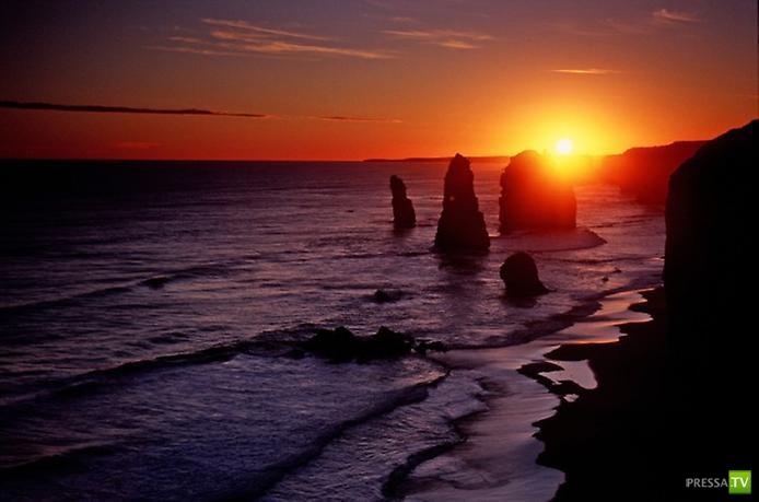 Загадочные двенадцать апостолов Виктории ... (10 фото)