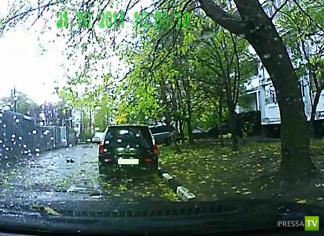 Пешехода сбили на пешеходном переходе...