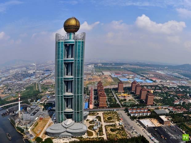 Коммунизм в одной, отдельно взятой, китайской деревне (6 фото)