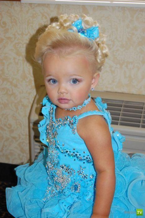 Айра Браун - Маленькая Барби... (9 фото)