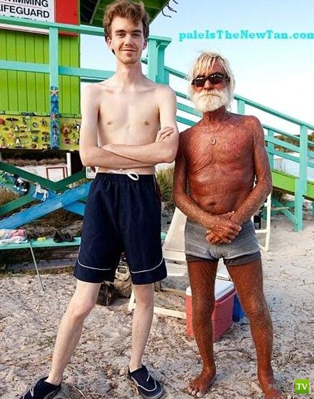 Начинаем пляжный сезон! (35 фото)